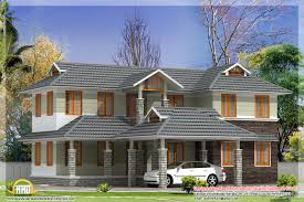 2500 Sq Ft Ranch Floor Plans by 2500 Sq Ft Sloping Roof Indian House Elevation Home Appliance