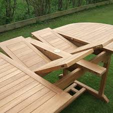 restoring teak garden furniture u2013 home designing