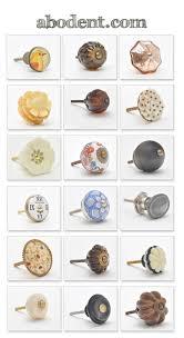 Decorative Dresser Knobs Top Vintage Kitchen Cabinet Knobs Also Home Decoration Ideas With