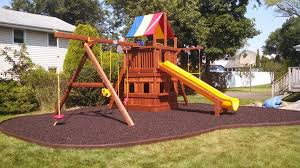 Backyard Play Systems by Photo Gallery Rainbow Play Systems Swing Sets And Playgrounds
