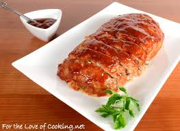 Cooking Light Meatloaf Turkey Meatloaf With Brown Sugar Ketchup Glaze For The Love Of