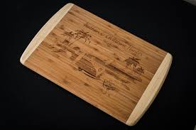 personalized wedding cutting board vw custom engraved cutting board personalized cutting board