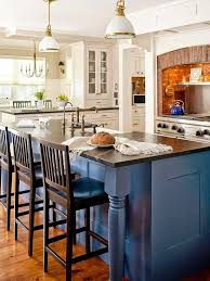 kitchens with different colored islands eye for design decorate your kitchen with two tone cabinets