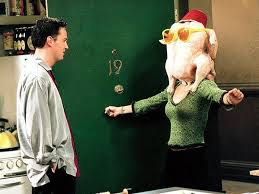 the best thanksgiving episodes of friends
