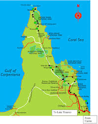 Map Of Oz The Murray U0027s Lap Of Oz Updated Travel Map