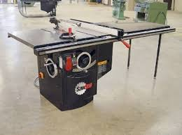 Sawstop Industrial Cabinet Saw Irs Auctions Lot Listing