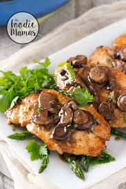 marsala cuisine easy chicken marsala the chunky chef