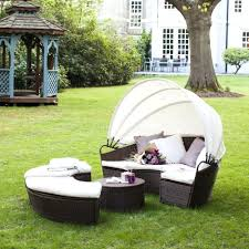 rustic daybed with trundle deerfield all weather wicker patio day