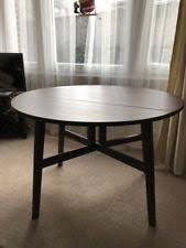 foldable round dining table folding round kitchen dining tables ebay