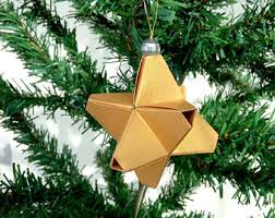 pay 4 get 5christmas tree ornament origami ornament
