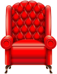 Red Armchair Red Armchair Transparent Png Clip Art Image Gallery