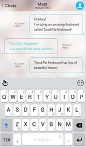 touchpal x keyboard apk free touchpal simple style theme for os 11 apk free