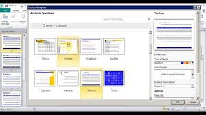 microsoft publisher resume templates microsoft publisher 2010 youtube