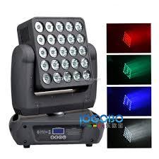 american dj led lights best dmx512 5x5 25 leds 12w american dj matrix beam led moving head