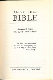 thanksgiving brief history a very brief history of olive pell u0027s even briefer bible karen
