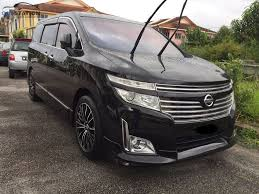 accessories nissan grand livina 2012 used nissan for sale by carstation