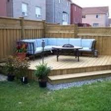 Backyard Small Deck Ideas 20 Best Townhouse Decks Images On Pinterest Backyard Ideas
