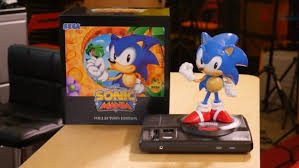 sonic mania collector s edition includes a statue and sonic has
