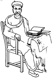 bal gangadhar tilak coloring page kids website for parents