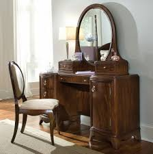 Antique Vanity With Mirror Antique Makeup Vanity Set Home Design Ideas