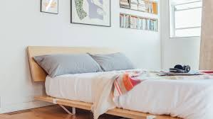Bedframe With Headboard The Platform Bed Floyd Floyd