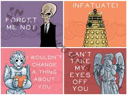 dr who valentines day cards etsy crush of the week tom kurzanski s doctor who s day