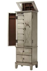 Jewelry Armoire Pier One Amazon Com Chirp Jewelry Armoire 47