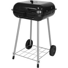 Backyard Charcoal Grill by