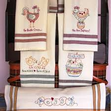 Machine Embroidery Designs For Kitchen Towels Tea Towels Embroidery Designs And Patterns Plus Dunroven House