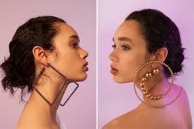 big earrings 2018 accessories trend statement earrings wwd