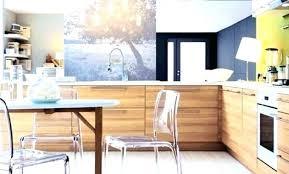 cuisine bois clair beautiful deco cuisine blanche images design trends 2017