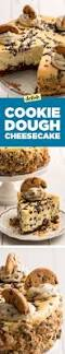 chocolate chip cookie dough cheesecake cheesecake factory