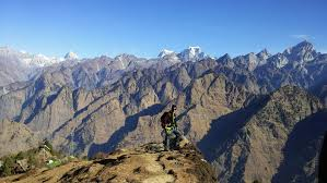 Rugged Mountain Range The Mountain Lover U0027s Gold Calendar Is Now Up For Sale Indiahikes