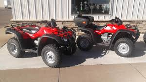2006 honda rancher motorcycles for sale