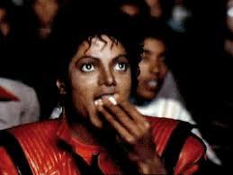 Michael Jackson Popcorn Meme - michael jackson popcorn gif find share on giphy