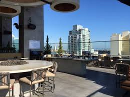 Fire Pits San Diego by Fire Pit At The Nolan Picture Of Courtyard San Diego Gaslamp