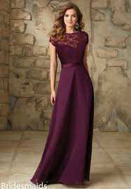 bridesmaid gown mori 101 bridesmaid gown with lace jacket novelty