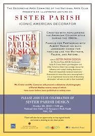 sister parish u2013 national arts club u2013 tigerlily