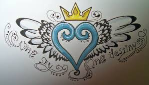 kingdom hearts tattoo sketches pictures to pin on pinterest
