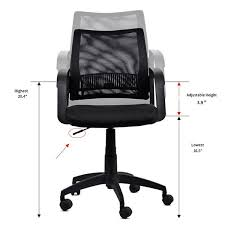 Normal Chair Dimensions Office Chair Considerations For Tall And Short People