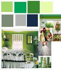 Living Color Nursery by Love This Color Palette For The Bedroom The Green On The Upper