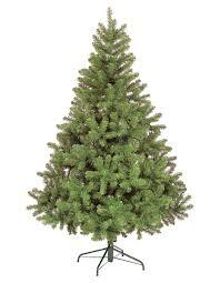 snowtime 7ft green colorado slim spruce artificial tree