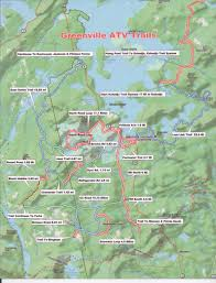Wisconsin Atv Trails Map by Trail Maps Atv Club Maine Atv Free Printable Images World Maps