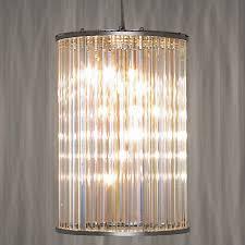 Pendant Light Rods Buy Lewis Chiara Rods Ceiling Pendant 6 Light