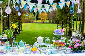 garden parties 17 best images about neeva u0027s christening on