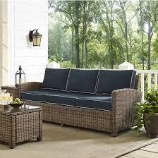 ko sofa crosley furniture bradenton all weather uv resistant outdoor