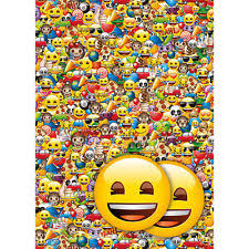 mario wrapping paper 2 sheets emoji wrapping paper childrens birthday gift present wrap