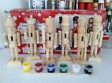 Nutcracker Crafts For Kids - wooden nutcracker nutcrackers ebay
