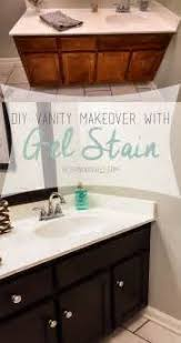 Painting A Bathroom Vanity Before And After by Bathroom Vanity 36 Inch White Lacquer Stain White Bathroom Vanity