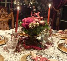 dining table christmas decorations apartments christmas dining table decoration ideas with